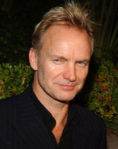 Sting - my all time favorite