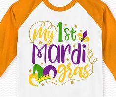 67dcdac4 My 1st Mardi Gras SVG, Fat Tuesday svg, Louisiana Mardi Gras svg, Kids Mardi  Gras svg, Svg for boy, Svg for girl, Vinyl mardi gras shirts