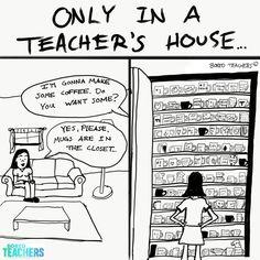 Too accurate. 😂 Biology Humor, Chemistry Jokes, Grammar Humor, Science Humor, Teacher Comics, Teacher Humour, Teacher Stuff, English Teacher Humor, Professor