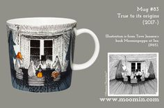 Mug – True to its origins Produced: Illustrated by Tove Slotte and manufactured in Thailand by Arabia. The original.