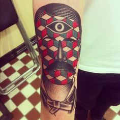by Jonas Nyberg, Gbg classic tattooing