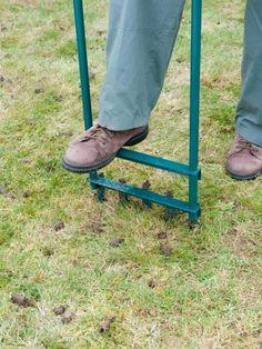 Dele a su tierra un poco de aire y mantenga su césped sano con estas herramientas para airear. Esta operación, la de la aireación del suelo es mejor realizarlaen la primavera o en el otoño, la air…