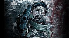#video games, #Gun, #Metal Gear Solid   Wallpaper No. 184439 - wallhaven.cc