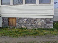 Foundation veneer
