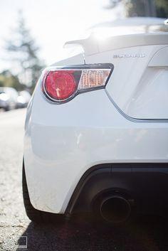Subaru BRZ by David Bush