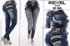 Pantalón colombiano Revel Jeans  +Modelos en:  http://www.ropadesdecolombia.com/index.php?route=product/category&path=112  #pantalones #jeans #pantalonescolombianos #pantalon