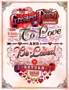 Happy Valentines by David Goh