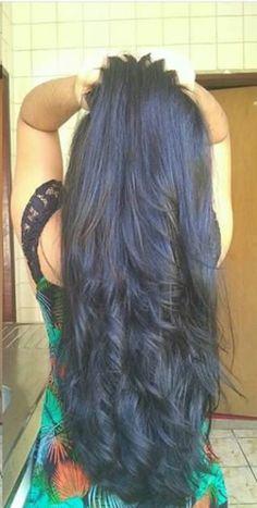 Beautiful long hair fixation #Rapunzel #longhair