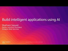 Build Intelligent Apps Using AI Services - YouTube Senior Solutions, Solution Architect, Natural Language, Computer Vision, Skills To Learn, Transcription, Competitor Analysis, Machine Learning, Apps