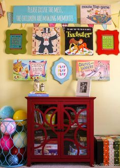 Bedroom, Living Room and Office Furniture — Sauder Furniture Childrens Bookstore, Inspiration Wall, Basement Inspiration, Kawaii, Making Memories, Kid Spaces, My Living Room, Elle Decor, Own Home