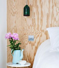 View photos of Hotel Henriette, a chic new boutique hotel in Paris, near rue Mouffetard, the Latin Quarter and other attractions in the Left Bank. Home Bedroom, Girls Bedroom, Bedrooms, Hotel Henriette Paris, Boutique Hotel Paris, Rue Mouffetard, Rue Verte, Stripped Wallpaper, Turbulence Deco