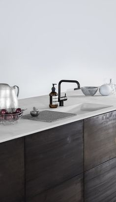 Reformed Ikea kitchen by BIG Henning Larsen and Norm
