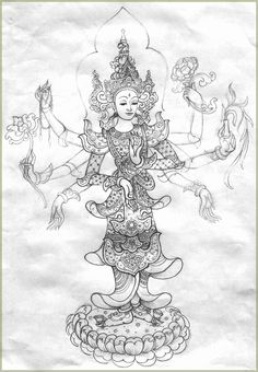 Tosaporn.32/21 : Fun Learning traditional Thai Designs with JitdraThanee the Tutor