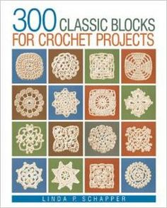 Check out the 300 Classic Blocks for Crochet Projects Giveaway and enter to win through AllFreeCrochetAfghanPatterns!