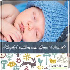 Das farbenfrohe Geschenkbuch gibt es auch in einer Ausgabe mit anderen Fotomotiven zur Geburt oder Taufe eines Jungen. Denn das schönste Kind der Welt kann natürlich auch männlich sein!  http://www.scm-collection.de/produkt/titel/herzlich-willkommen-kleiner-mensch-jungs/182536/182536/182536.html