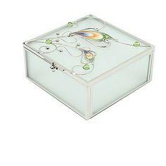 Juliana Peacock Trinket Box