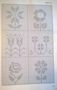 Best 11 Marilia Souza's media content and analytics – SkillOfKing. Crochet Doily Diagram, Crochet Mandala Pattern, Filet Crochet Charts, Tapestry Crochet, Knitting Charts, Crochet Squares, Crochet Doilies, Crochet Stitches, Crochet Patterns