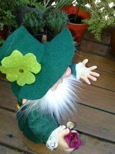 Leprechaun, Planter Pots