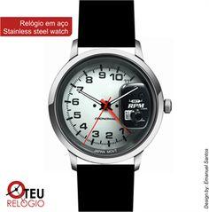 Mostrar detalhes para Relógio de pulso OTR PAINEL 011