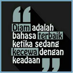 New quotes indonesia kecewa rindu ideas Jokes Quotes, New Quotes, Happy Quotes, Bible Quotes, Funny Quotes, Qoutes, Memes, Islamic Inspirational Quotes, Islamic Quotes