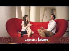 Jaime Cantizano presenta las cápsulas Fortaleza compatibles