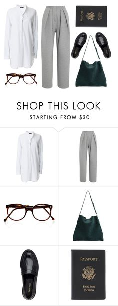 """it's happening"" by redapplecigarettes ❤ liked on Polyvore featuring TIBI, Vika Gazinskaya, Cutler and Gross, Rochas, Nine West, Royce Leather and rockthevote"