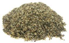 make diy chia flour: grind / pulse chia seeds in coffee grinder or food processor!