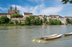 Basileia (Suíça) - Também conhecida como Basel, a bela cidade suíça é multicultural. Basileia possui... - Shutterstock