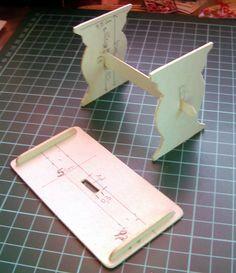 Ein Blog über kreatives Miteinander zum Thema Miniaturen 1zu12, Puppenhaus 1:12, Basteln + handwerkliches Gestalten mit Anleitungen und Tutorials.