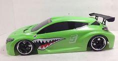 RC Car Body on Pinterest | Rc Cars, Rc Drift Cars and Custom Paint