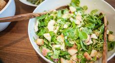 Pfirsich-Mozzarella-Salat | Allyouneed Magazin