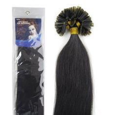 20'' Straight Pre Nail /U Tiped Kertian Tipped Remy Human Hair Extensions 100s 1b Black with Brown Fashion Charming Sell by lilu. $31.00. Adds instant length and volume. Kindly Remind ,this is US registered certified Brand, we have not authorized another seller to sell it ,all items Quality Box Packaging as  pictures show .solely sold by AMERICA LADDER INTERNATIONAL CO.,LTD. long Asian soft Silky straight 100% human hair. We guarantee 100% human hair AND pre bonded hai...