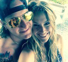 Tyler Hubbard and his wife Hayley❤️ (Florida Georgia line)