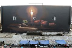 A Few Graffiti Artists Got Together To Transform Delhi's Dull Walls. All We Can Say Is, Thank You