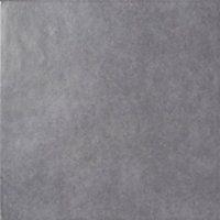 Montana Anthracite Ceramic Grey Floor Tile - 330 x 330mm