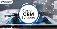 Custom CRM software equips businesses with the ability to organize, optimize, and analyze customer interactions as well as streamlines administrative processes key to developing, enhancing, and sustaining customer relationships.