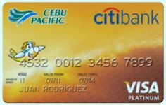 citibank credit card promo luggage