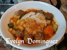 Sopa de Albóndigas (bien Ricas y fáciles de preparar)