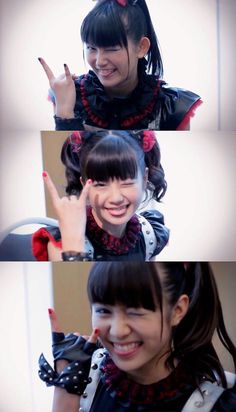 Heavy Metal Girl, Heavy Rock, Divas, Sakura Gakuin, Rock Y Metal, Cute Japanese Girl, Kawaii, Girl Bands, Metal Bands