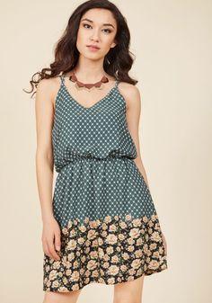 Sunny Day Shenanigans Mini Dress
