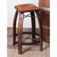 Wine barrel idea