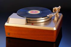 Empire 'Troubador' 398 turntable, early 1960s.  I have one of these.  Love it.  Hard to get belts for it any more though.