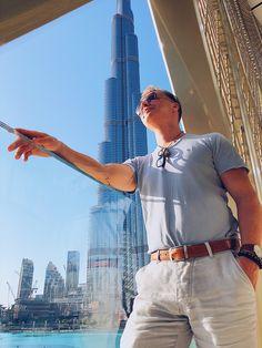 Burj Khalifa. Dubai Burj Khalifa, Dubai, Louvre, Travel, Viajes, Destinations, Traveling, Trips