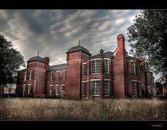 Napsbury Mental Hospital