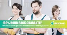 We Are Bond Cleaning Specialists in Melbourne. Singhz serving you with such a thorough clean-up for the entire property, we assure you to get your bond back at the end of your lease. Cleaning Checklist, Cleaning Services, Removal Services, Deep Cleaning, Melbourne, Lawn, You Got This, Bond, How To Get