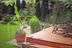 #gardening #gardendesign #kerttervezés #sziklakert #kert Kertépítés ötletek tavaszra Garden Park, Parks, Gardens, Lady, Outdoor Gardens, Garden, House Gardens, Parkas