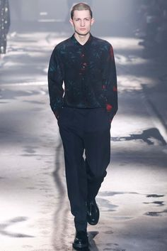 Ami - Fall 2015 Menswear - Look 19 of 42