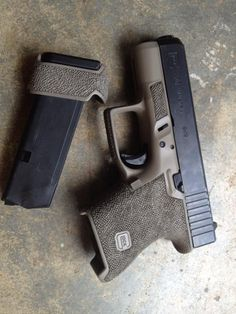 Glock 26Loading that magazine is a pain! Get your Magazine speedloader today! http://www.amazon.com/shops/raeind