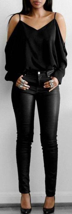 510 Best All Black Trendy Looks images in 2019  5ecc4dd8d156