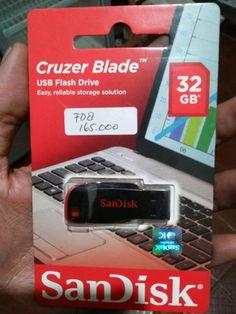 Beli Flashdisk Sandisk 32GB ori dari Didit Riadi kudil_kadil - Kab. Bogor hanya di Bukalapak